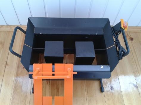 Станки для производство блоков в домашних условиях