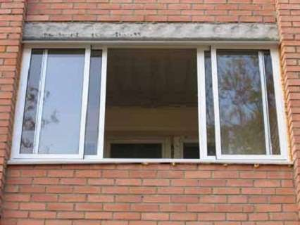 Балконные раздвижные рамы.