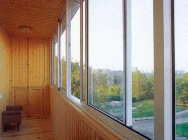 Балконные рамы раздвижные алюминиевые и ПВХ заводской сборки под ключ, фотография 4