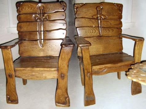 Изготовления мебели и предметов интерьера из бамбука и дерева искусственног