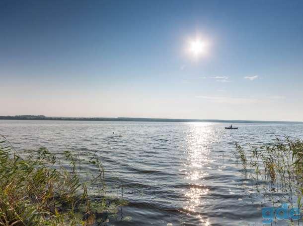 Рай рыбака на озере Свирь, усадьба Набережная, фотография 7