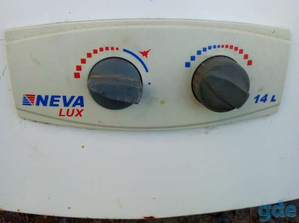Газовая колонка б.у., фотография 2