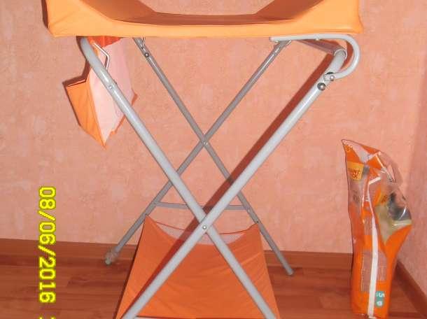 продам пеленальный столик, фотография 1