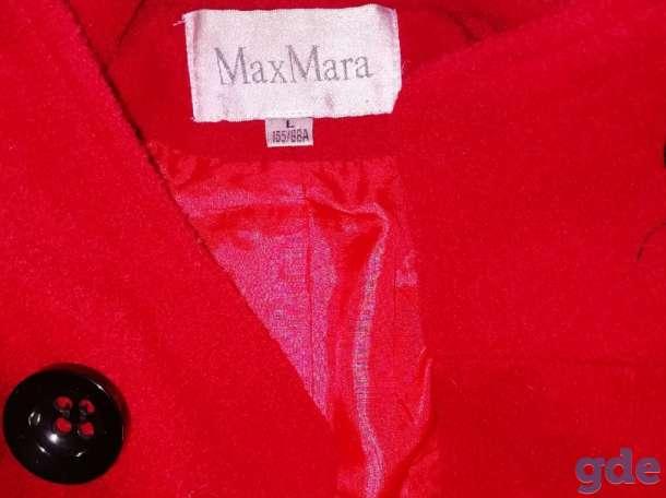 Пальто Max Mara(итальянский бренд) !!!ОРИГИНАЛ!!! 42-44, фотография 5