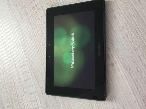 Blackberry playbook+ чехол+зарядное, фотография 10