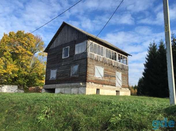Продаётся дом у озера в деревне Гирины мядельского района, фотография 2