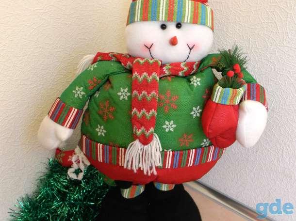 Дед Мороз под елку на телескопических ногах! Распродажа), фотография 9