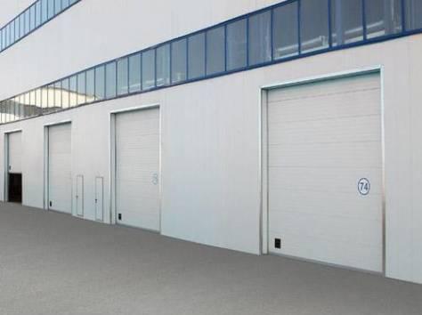 Ворота гаражные, теплые по низким ценам. Звоните. Поможем с выбором. , фотография 4