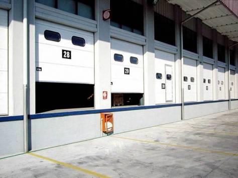 Ворота гаражные, теплые по низким ценам. Звоните. Поможем с выбором. , фотография 5