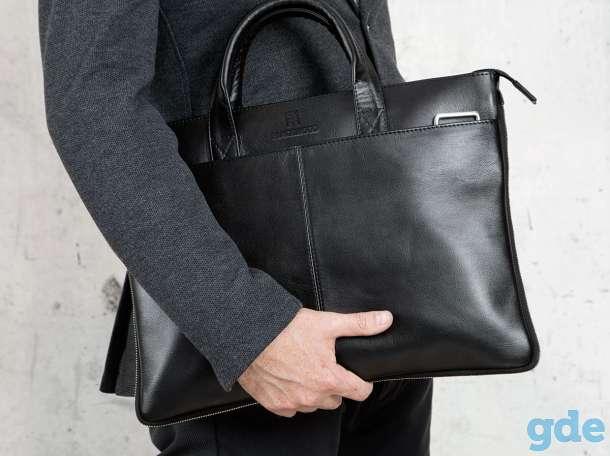Новая, элегантная мужская сумка, фотография 2