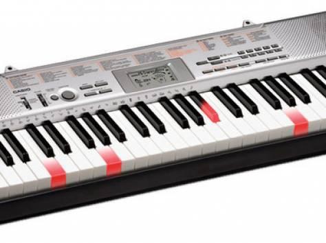 Синтезатор Casio LK-120, фотография 2