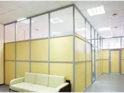 Сборка и разборка офисных перегородок при переездах, фотография 2