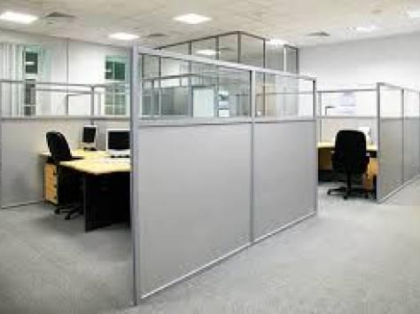 Сборка и разборка офисных перегородок при переездах, фотография 3