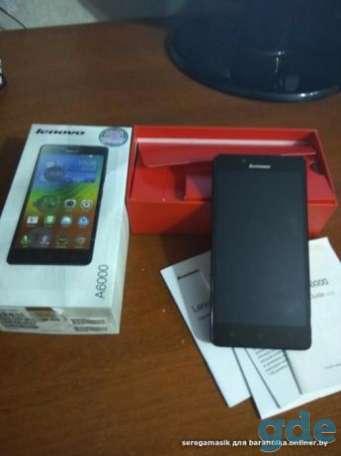 Продам Lenovo A6000, все документы, 2 SIM, фотография 1