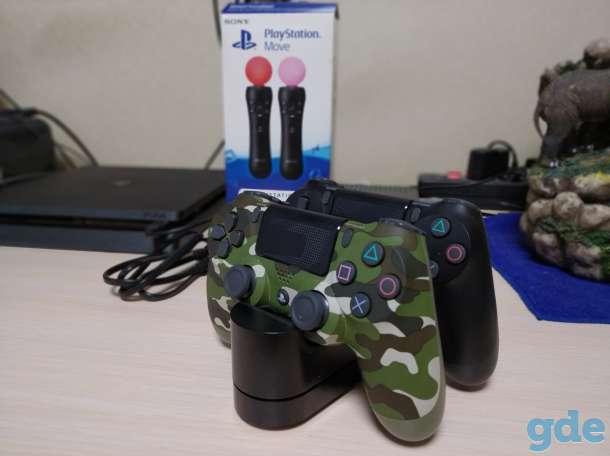 Sony PS4 + PS VR + PS Move, фотография 5