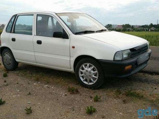 Легковой авто-1996, фотография 1