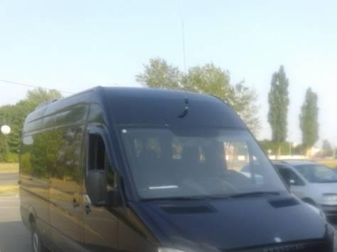 Заказ автобуса Мерседес-Спринтер 15 мест, фотография 1