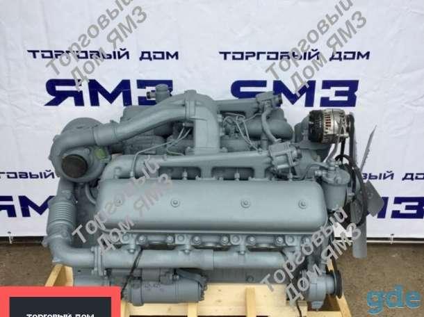 Двигатель ЯМЗ 238НД3 Турбо, фотография 1