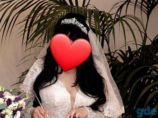 Продам свадебное шикарное платье, фотография 3