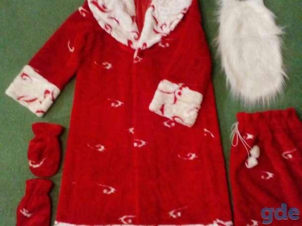 Аренда костюмов Деда Мороза и Снегурочки, фотография 3