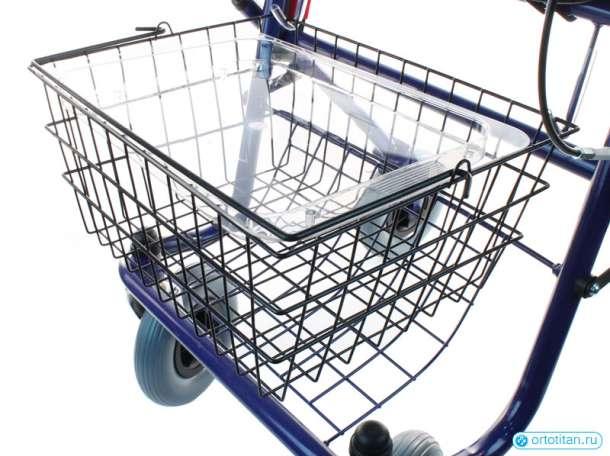 Роляторы-ходунки для пожилых и инвалидов, фотография 6