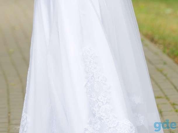 Свадебное платье, фотография 1