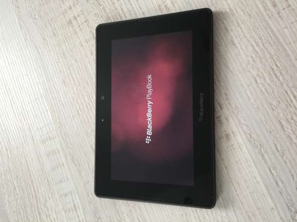 Blackberry playbook+ чехол+зарядное, фотография 9