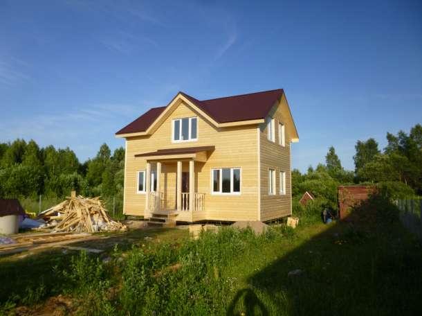 строим недорогие деревянные дома,дачные домики,любые хозпостройки, фотография 5