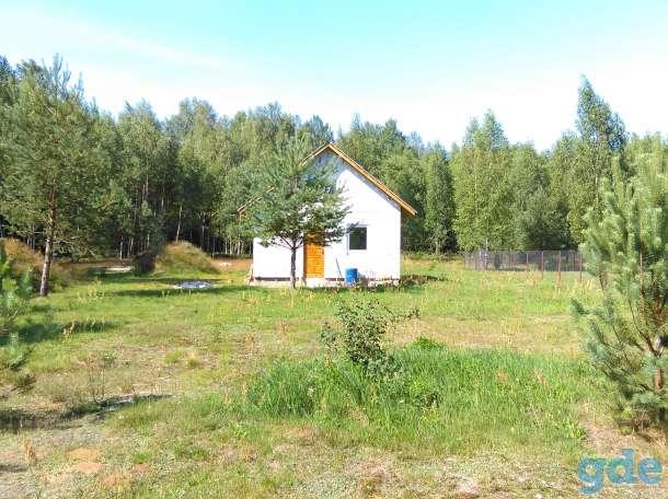Продам участок с домом в Национальном парке