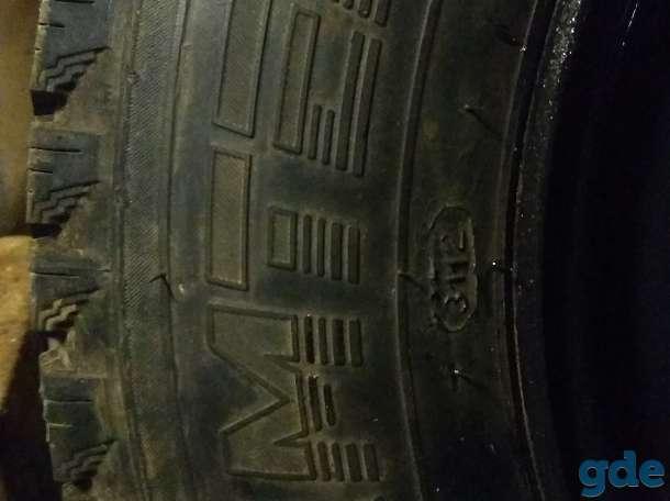 Продам комплект зимних шин 185/70 R14, фотография 1