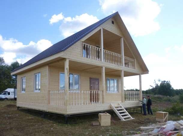 строим недорогие деревянные дома,дачные домики,любые хозпостройки, фотография 9