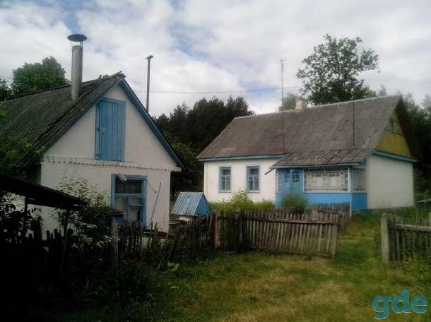 Дом в живописном месте, д.Оленец Сморгонского района, фотография 1