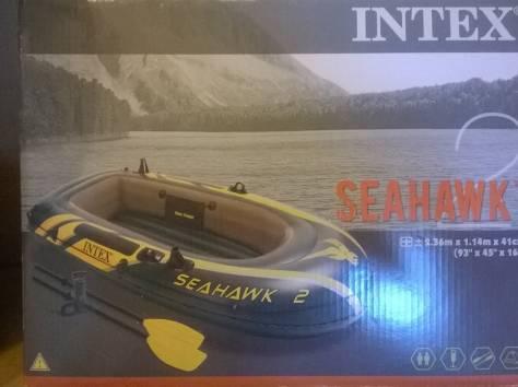 Лодка надувная 4-камерная.   НОВАЯ , фотография 1