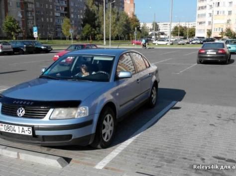 Volkswagen Passat B5, фотография 4
