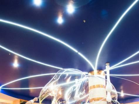 Шоу гигантских мыльных пузырей на свадьбу, фотография 10
