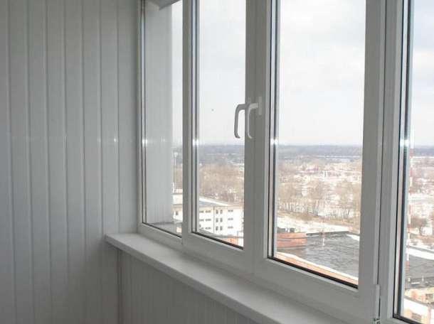 Балконные рамы раздвижные алюминиевые и ПВХ заводской сборки под ключ, фотография 3