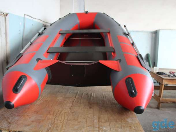 Килевая моторная надувная лодка Т360Р от производителя в Беларуси, фотография 1