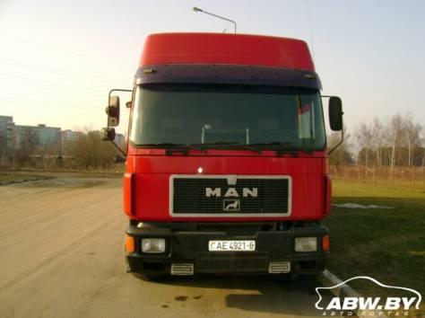 продаю MAN, фотография 1