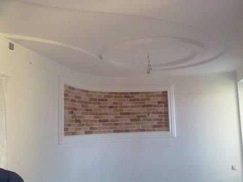 Косметический ремонт, капитальный ремонт по дизайн проектам, фотография 8
