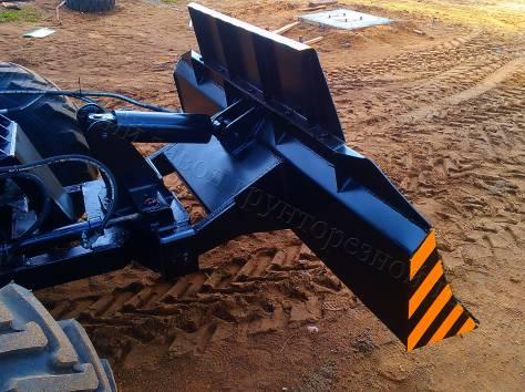 Отвал бульдозерный гидроповоротный ОБГ-2000, фотография 1