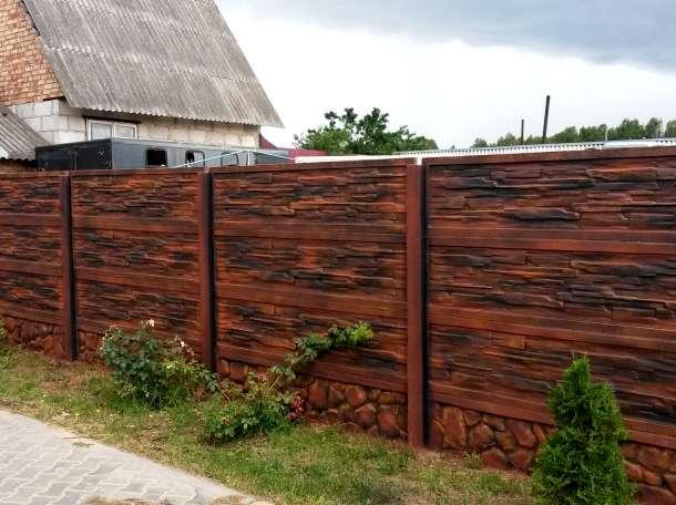 Забор в Слониме, фотография 7