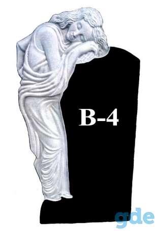 Резной памятник выполненный на фрезерном станке, фотография 5