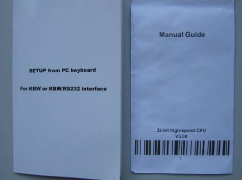 Продаю новый лазерный сканер штрих-кодов за 40$. Возможны различные режимы программирования сканера штрих кода. Есть реж, фотография 2