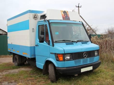 Продаю Мерседес бенц-410D, фотография 1