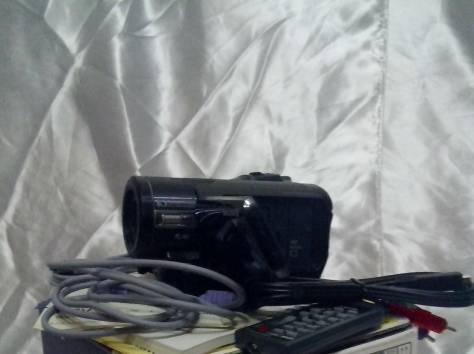 Продам видеокамеру Sony HDR HC9E, фотография 2