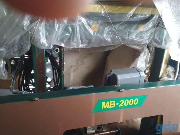 Ленточная пилорама МВя2000, фотография 2