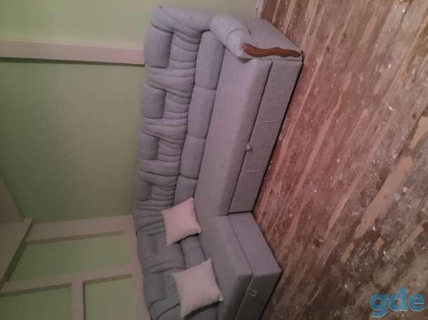 Ремонт и перетяжка мягкой мебели, фотография 1