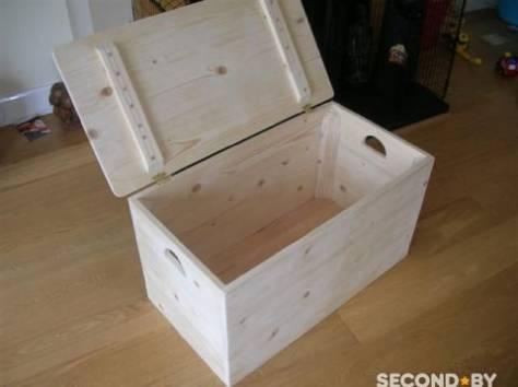 Ящик на балкон из дсп