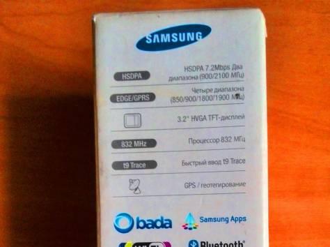 Телефон ребёнку в школу - Samsung S5380 Wave Y, фотография 2