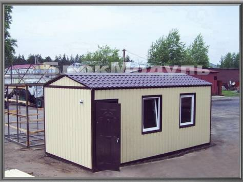 Дачный домик, фотография 3